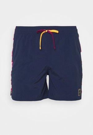 VOLLEY SHORT LOGO TAPE - Swimming shorts - midnight navy