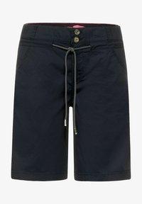 Street One - Shorts - dark foggy blue - 3
