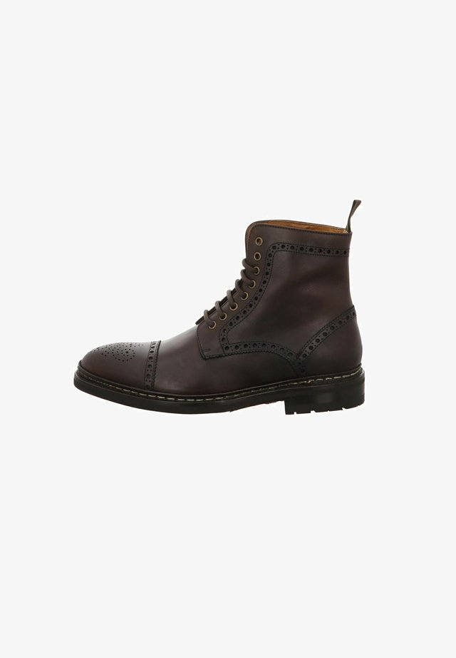 Lace-up ankle boots - testa