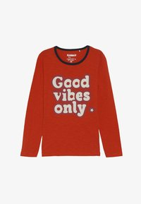 Staccato - TEENAGER - Long sleeved top - bright orange - 3