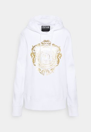 Sweatshirt - optical white/gold