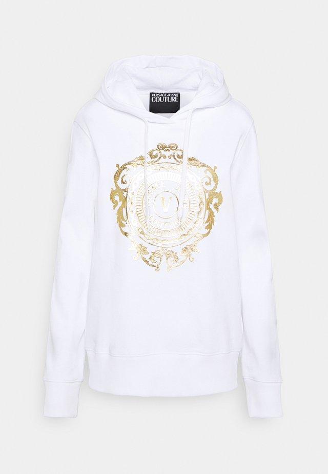 Bluza - optical white/gold