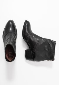 MJUS - Kotníkové boty - nero - 1