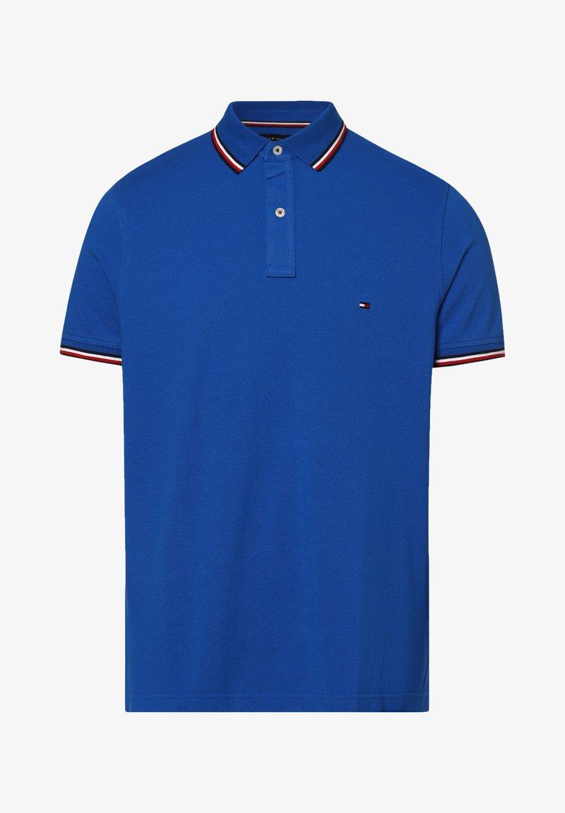 Tommy Hilfiger - TIPPED SLIM - Polo shirt - royal