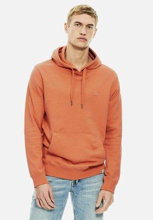 Jersey con capucha - nectarine