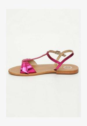 LAURICE - Sandals - fuchsia