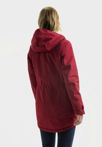 camel active - Winter coat - red - 2
