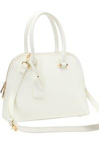 usha - HENKELTASCHE - Handbag - white - 2