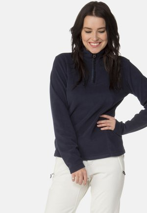 MUTEY - Fleece jumper - blue