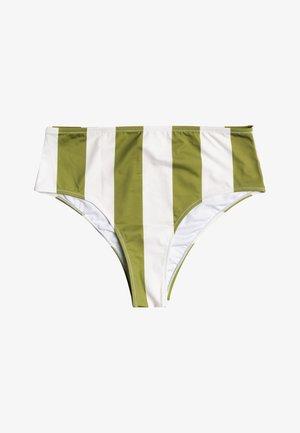 THE GEO  - Bikini bottoms - calliste gr swim geo stripes