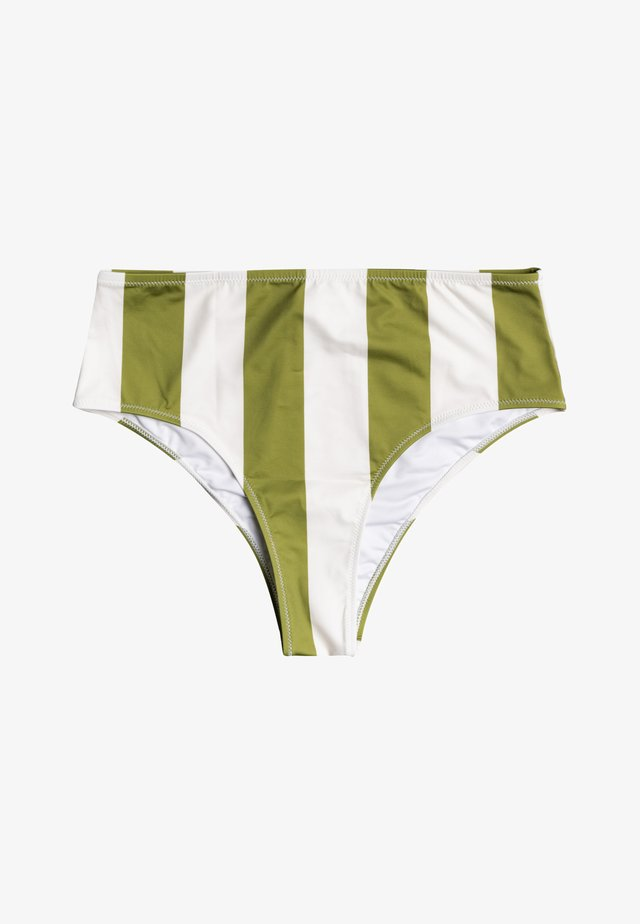 THE GEO  - Bikinibroekje - calliste gr swim geo stripes