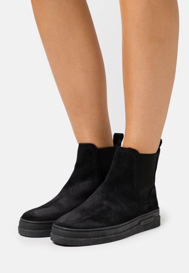 GANT - BREONNA CHELSEA - Boots à talons - black