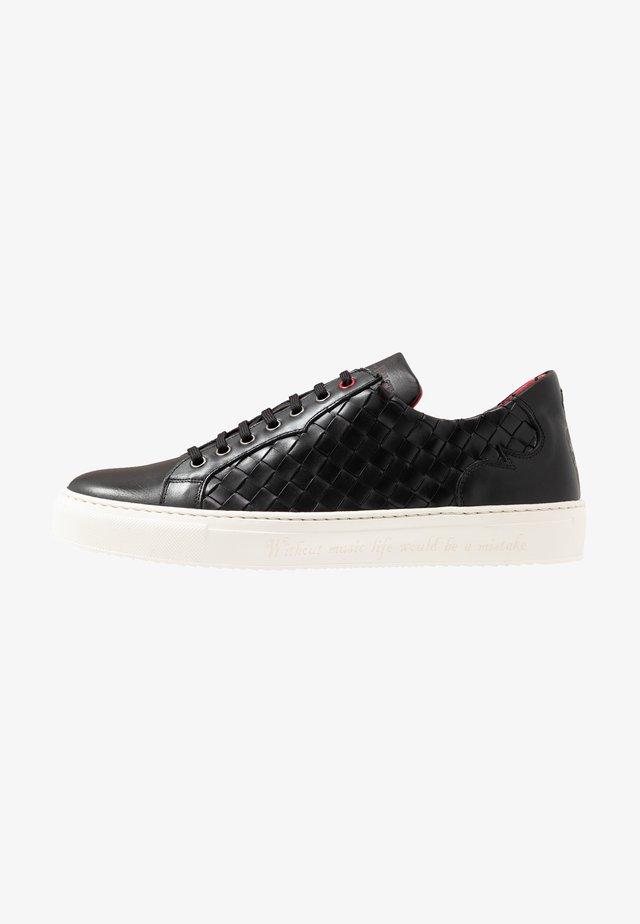 Sneakers basse - toledo pasado black