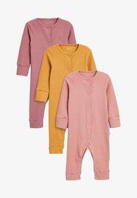 Next - Sleep suit - pink - 0