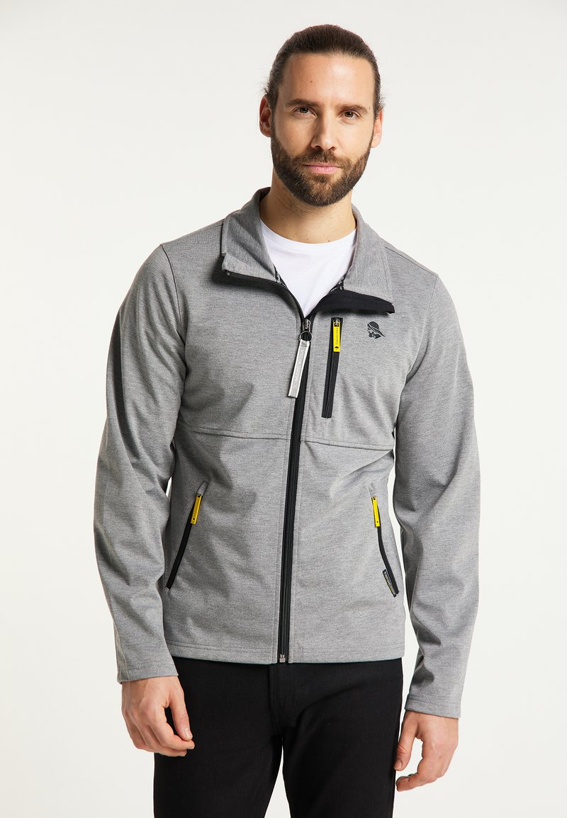 Schmuddelwedda - Training jacket - grau melange