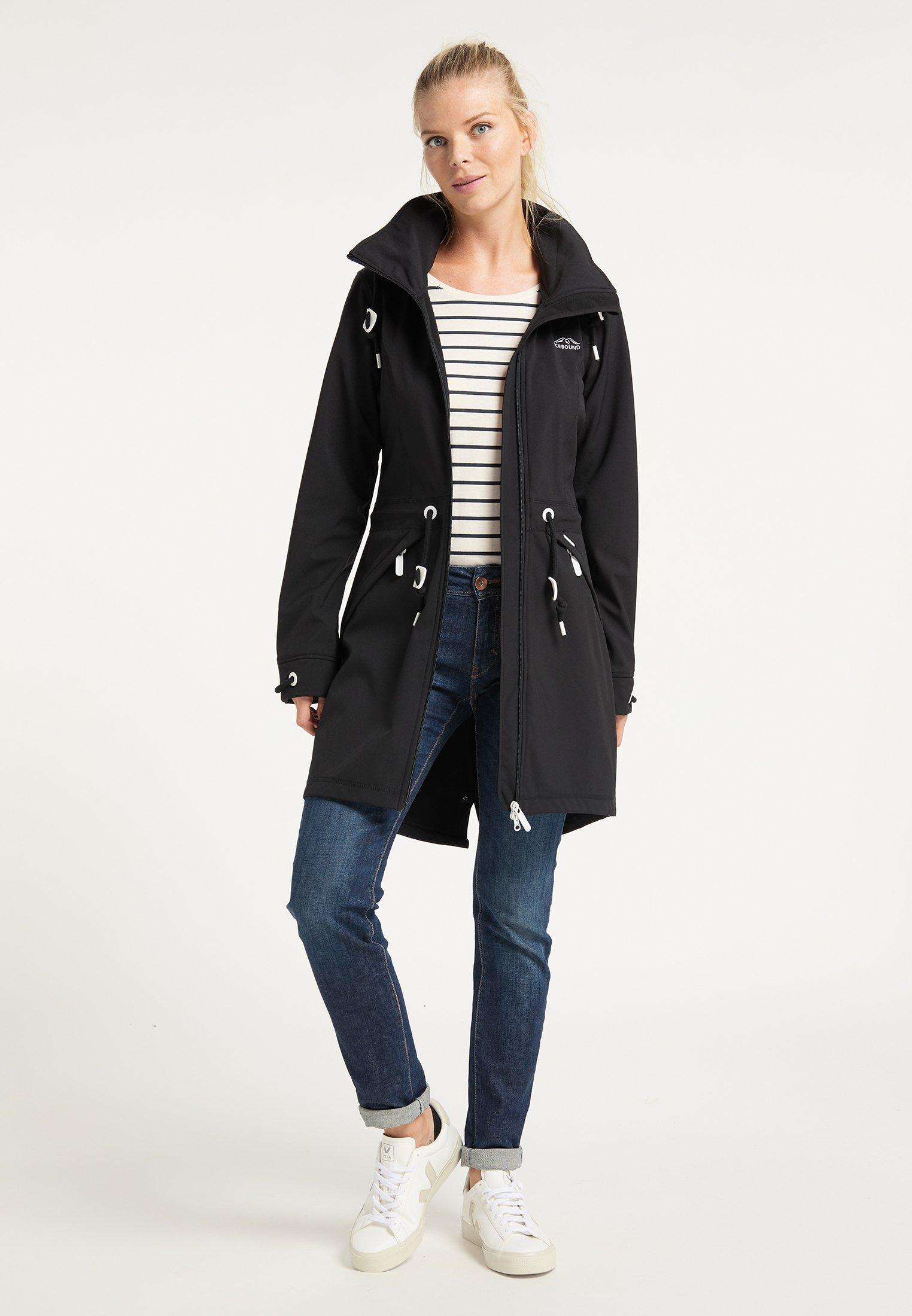 Bulk Designs New Arrival Fashion Women's Clothing ICEBOUND Outdoor jacket schwarz AANiypqpq WqKzGjdGt