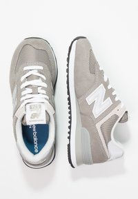 New Balance - WL574 - Trainers - grey - 3