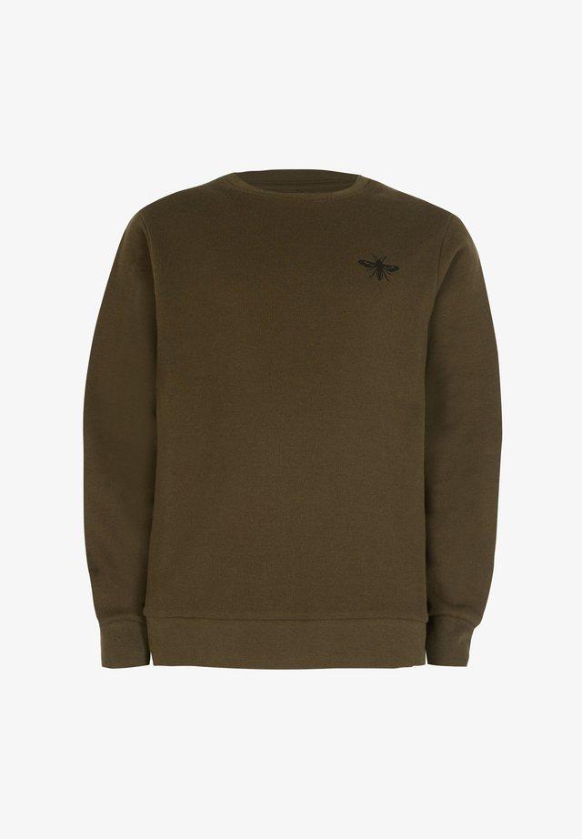 RIR SWEATSHIRT - Sweater - khaki