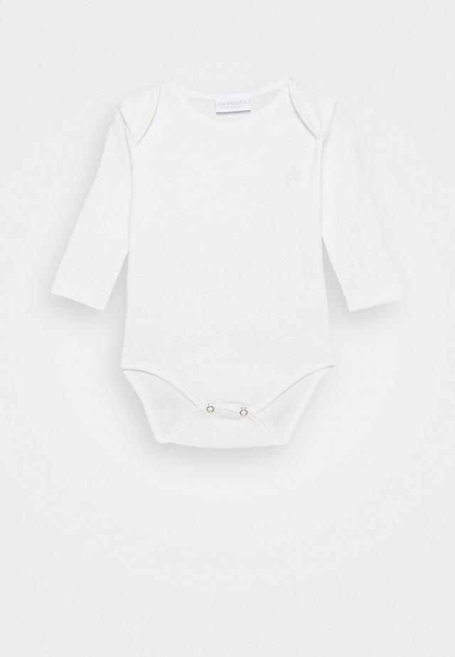BABY LONG SLEEVE - Body - panna