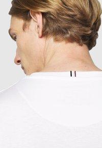 Les Deux - LENS - Long sleeved top - white/black - 4