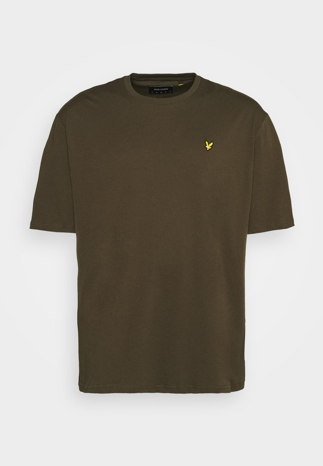 Basic T-shirt - trek green