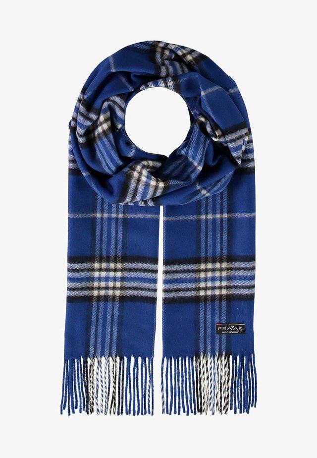Scarf - royal blue