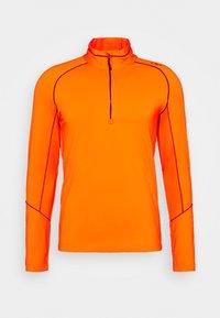 CMP - MAN  - Fleecepullover - orange fluo - 0