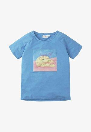 FOTOPRINT - T-shirt print - nonsense blue|blue