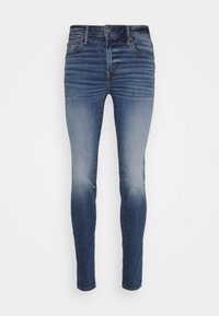 CLEAN - Jeans Skinny Fit - medium tinted indigo