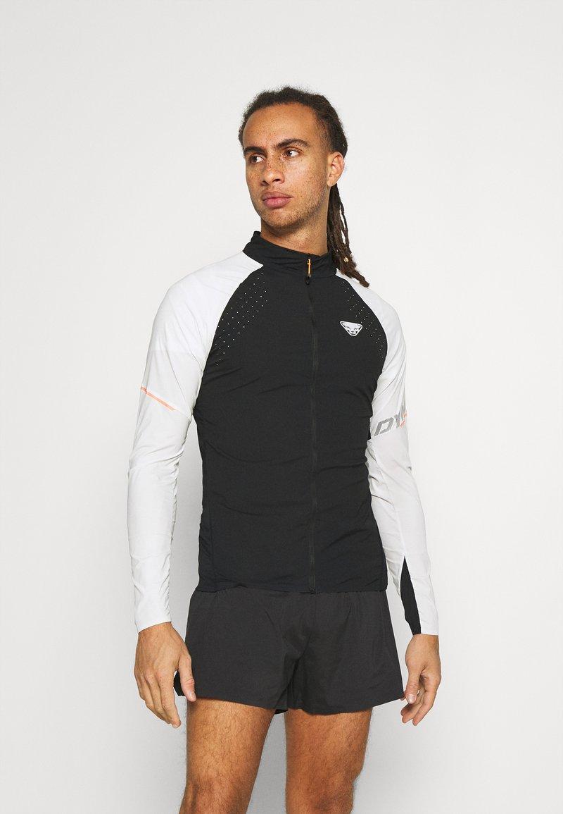 Dynafit - DNA WIND - Training jacket - black out