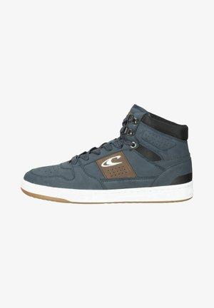 Sneakers hoog - dress blues