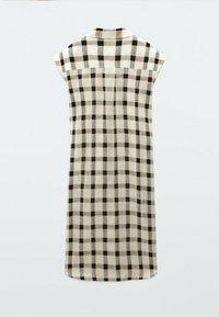 Massimo Dutti - Shirt dress - beige - 1