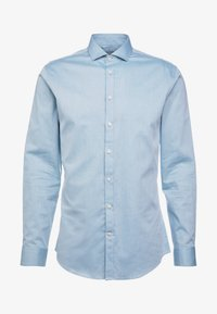 Tiger of Sweden - FILLIAM SLIM FIT - Camicia elegante - old turquoise - 4