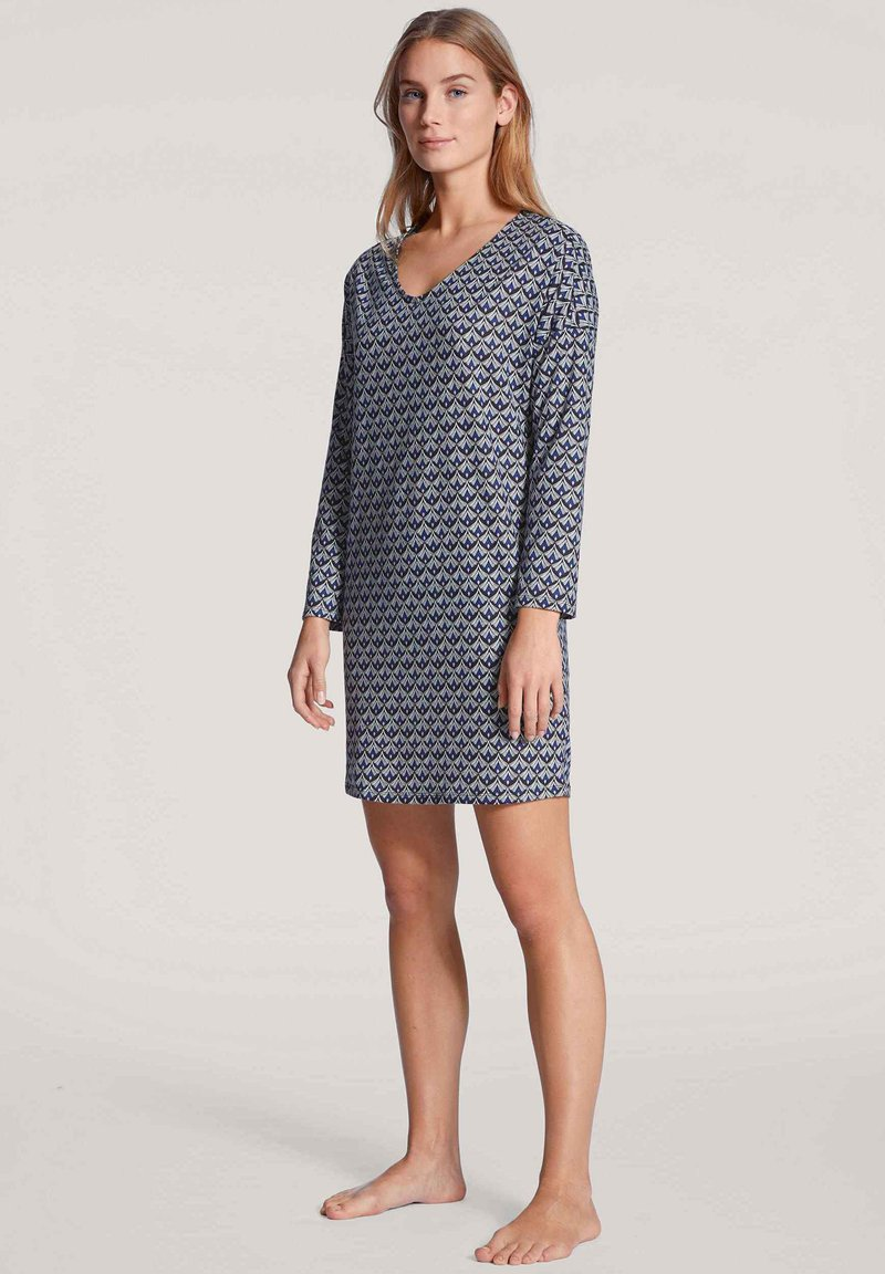 Calida - Nightie - dark lapis blue