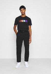 The North Face - PULL ON PANT - Kangashousut - black - 1