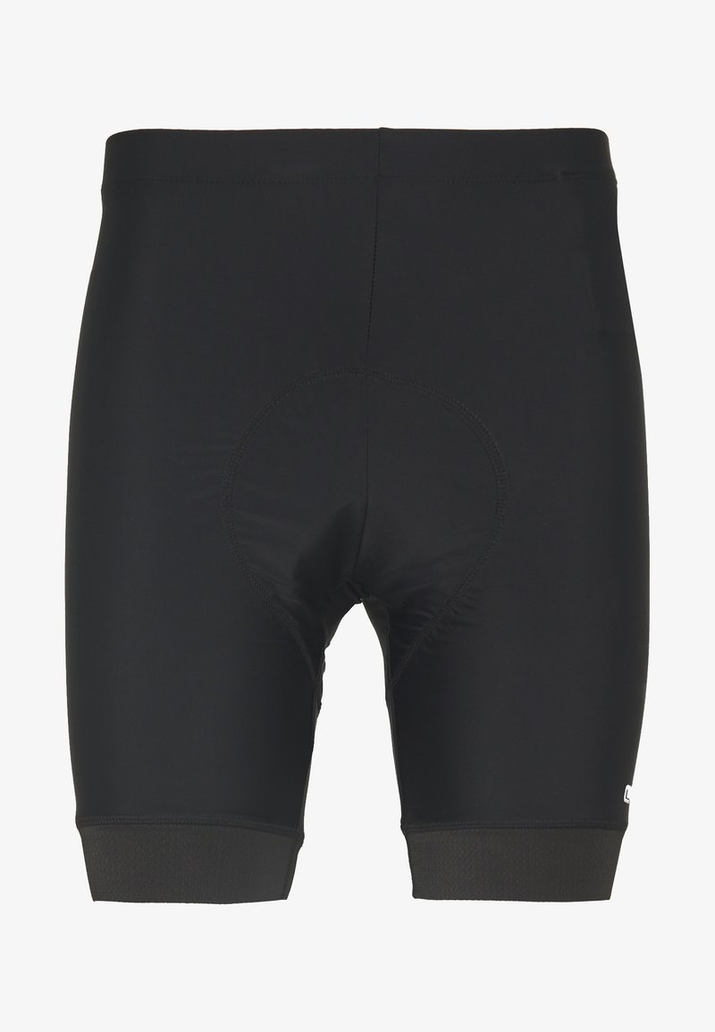 CMP - MAN BIKE SHORTS WITH PADS - Tights - nero