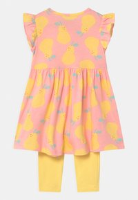 Carter's - PEAR - Legging - light pink/yellow - 1