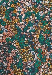 JDY - JDYMIE - Button-down blouse - black/multi color - 2