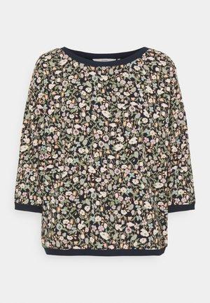 NUBRIDGED BLOUSE - Sweatshirt - sapphire