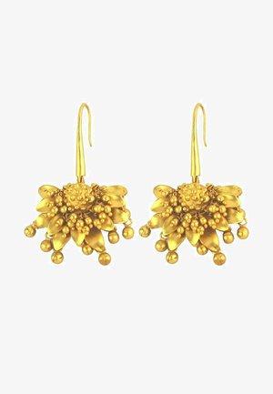 SPRING HOOK - Korvakorut - gold coloured