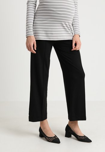 ONCE ON NEVER OFF CROPPED TROUSERS