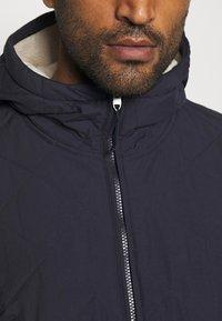 The North Face - CUCHILLO HOODIE AVIATOR - Winter jacket - aviator navy - 5