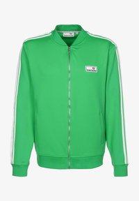 Sergio Tacchini - LAZIO TRACKTOP - Training jacket - island green - 0