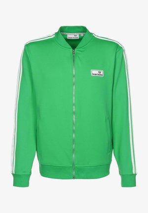 Training jacket - island green