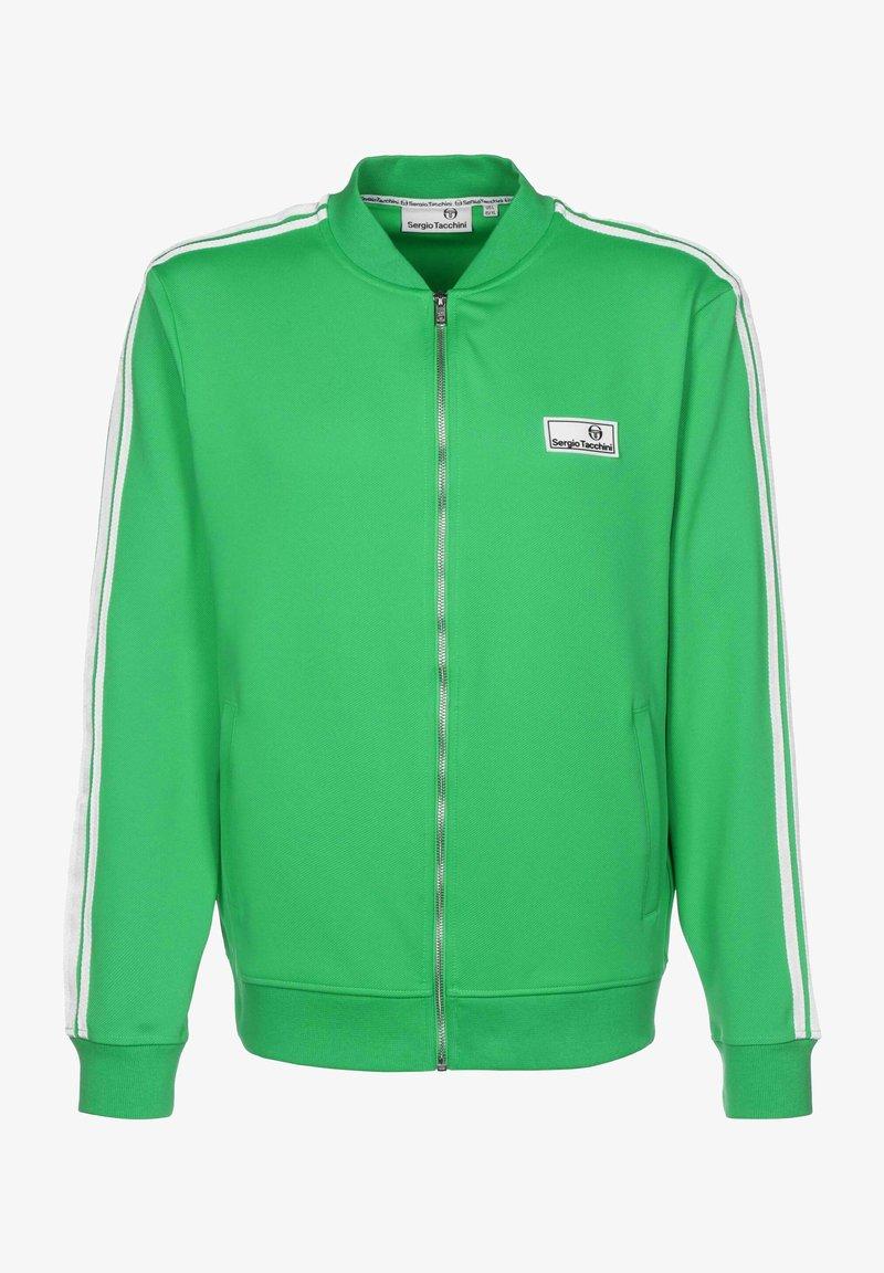 Sergio Tacchini - LAZIO TRACKTOP - Training jacket - island green