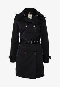 Esprit - CLASSIC - Trenchcoat - black - 6