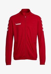 Hummel - CORE - Trainingsvest - true red - 0