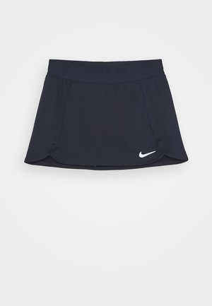 SKIRT - Sports skirt - obsidian/white