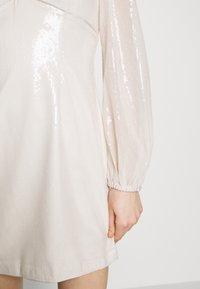 Forever New - CORNELIA MINI DRESS - Cocktail dress / Party dress - cream - 7