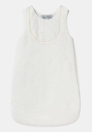 TURBULETTE UNISEX - Baby's sleeping bag - nacre